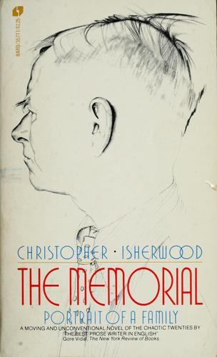 Memorial by Christopher Isherwood