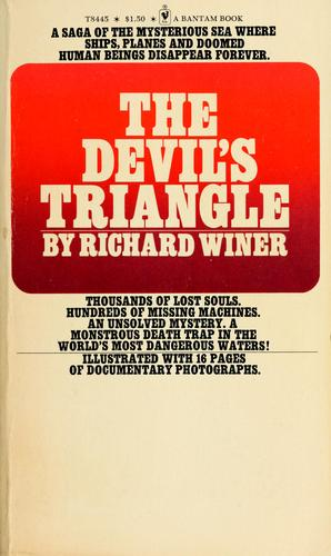 Devil's triangle by Richard Winer