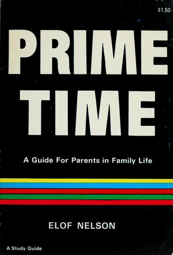Prime time by Elof G. Nelson