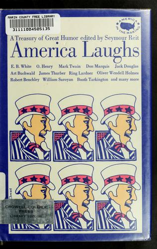 America laughs by Seymour Reit
