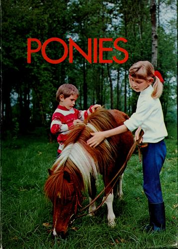 Ponies by Dorian Williams